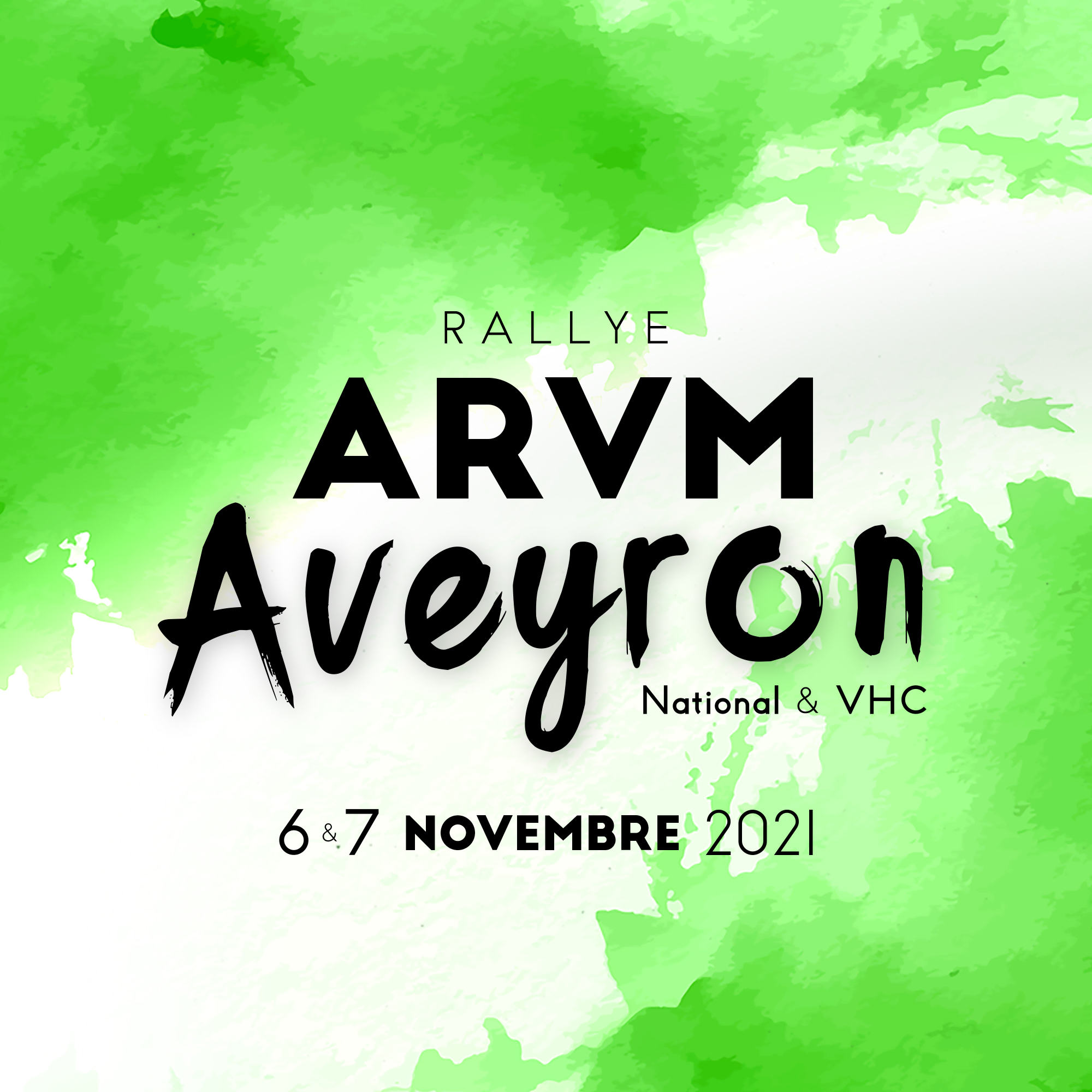Rallye ARVM-AVEYRON 2021 – engagements ouverts – clôture le 25/10/21